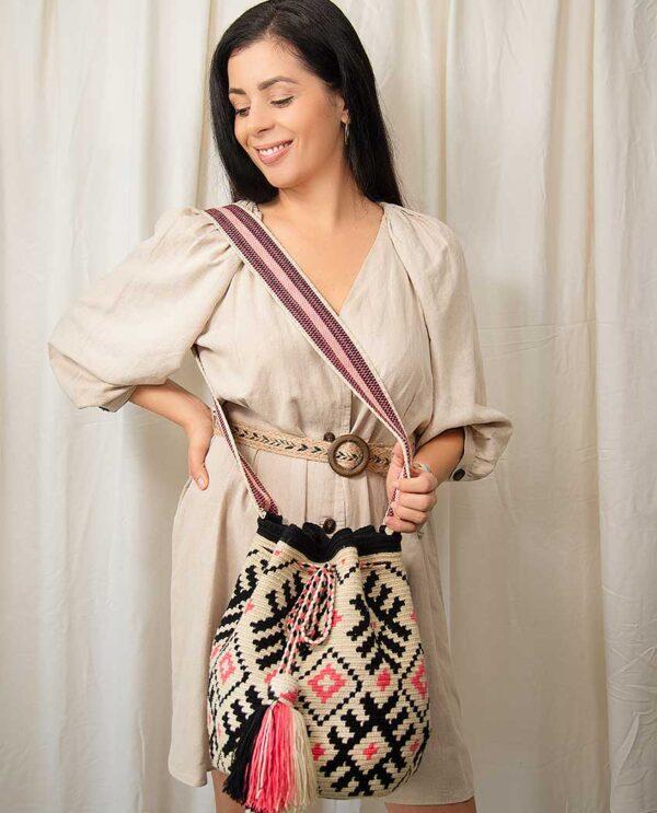 caribela wayuu bags torebka worek