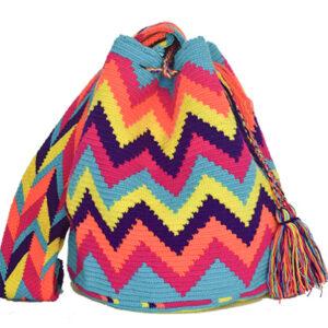 torebka worek mochila wayuu