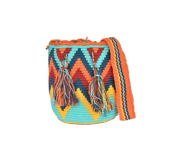 mochila watuu mini torebka worek