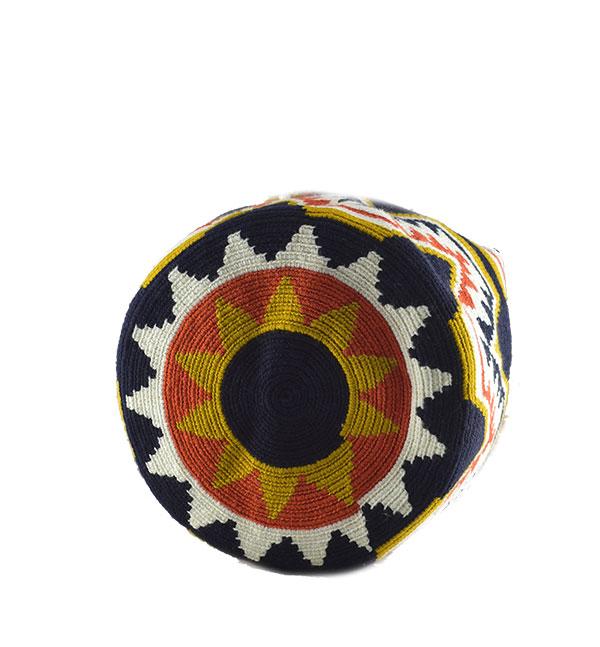 torebka worek mochila wayuu kolumbia