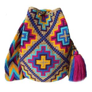 torebka worek boho kolumbia